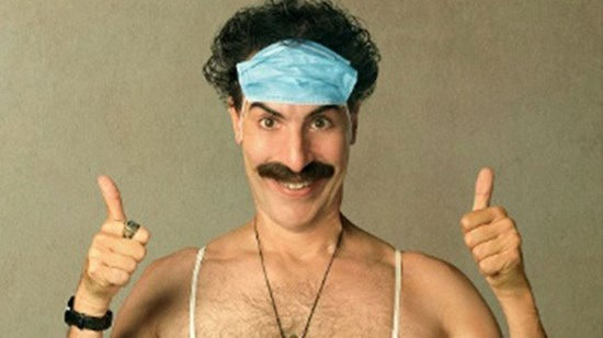 Borat - Subsequent Moviefilm
