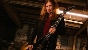 O Mustaine στη Gibson
