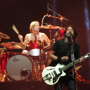 Foo Fighters - Lollapalooza USA 2011 (full concert video)