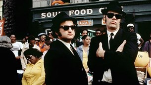 Blues Brothers ετών 40